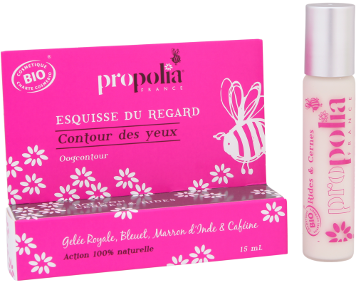 Climsom masque et roll on jeunesse du regard for Anti ride yeux maison
