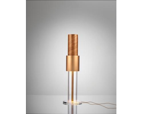 purificateur d air ionique lightair lifeair ionflow signature or et bois