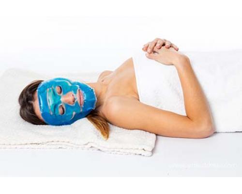 masque rafraichissant pour le visage