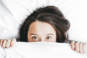 sommeil troublé