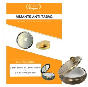 Aimant anti-tabac Climsom Magnet