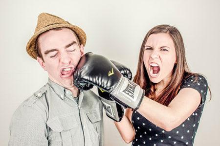 combat entre antioxydant et radicaux libres