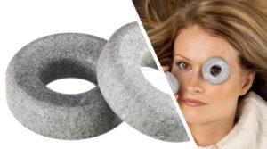 anneaux orbits pour soulager les yeux