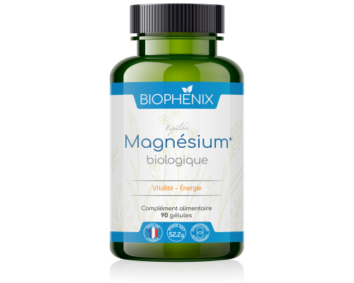 complement alimentaire bio magnesium
